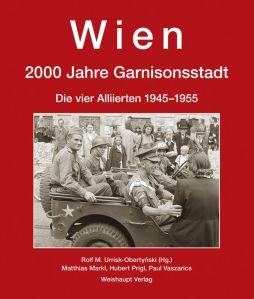 Buchcover Wien als Garnisonsstadt